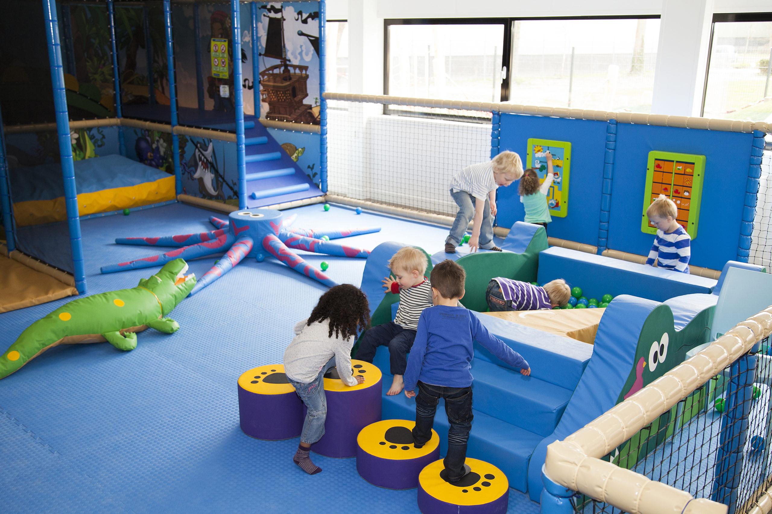 FunFestijn indoorspeeltuin – binnen en buiten spelen